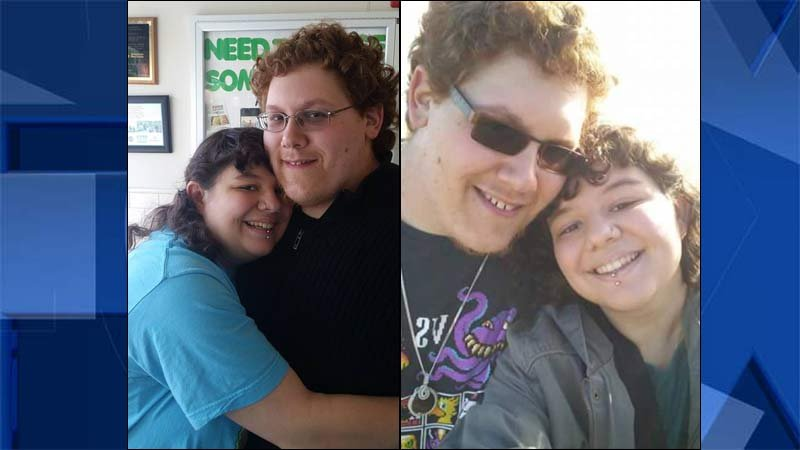 Eric Timmerman and Jessica Edwards (family photos)