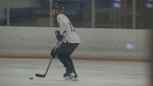 Young athletes hold practices indoors to avoid unhealthy air