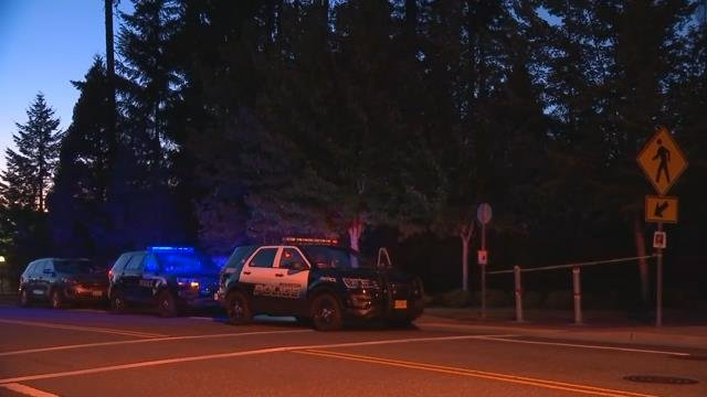 Tigard police: Suspect and his dog at large after slicing man's leg on popular walking trail