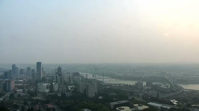 Air quality in the Portland metro area remains 'unhealthy'
