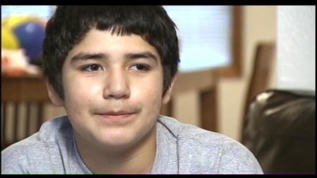 SALEM, OR (KPTV) -. A 12-year-old Salem boy who survived a sudden heart ...