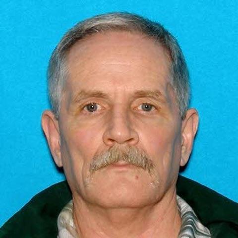 An Oregon DMV photo of David Chilton.