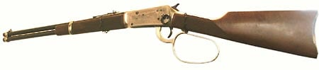 Rifle used by John Wayne Courtesy: Movie Madness