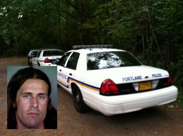 Police followed up on a tip Friday near Tryon Creek State Park