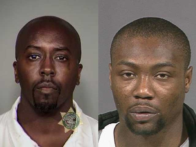 David McDonald (left) pleaded guilty for the shooting death of Michael Yeggins (right).
