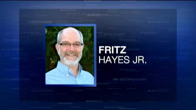 "Frederick ""Fritz"" Wheeler Hayes Jr."