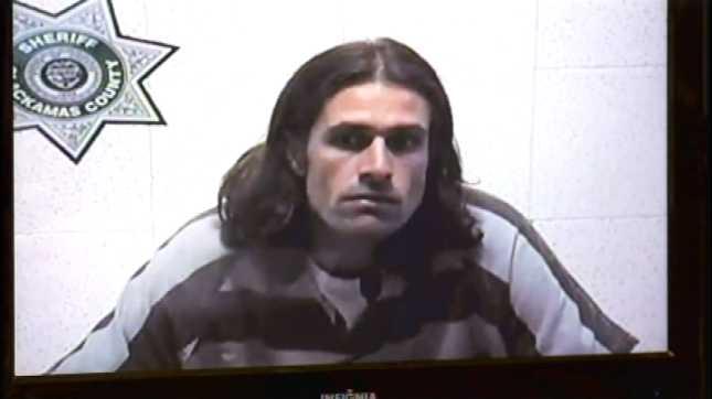 Erik Meiser in court Monday