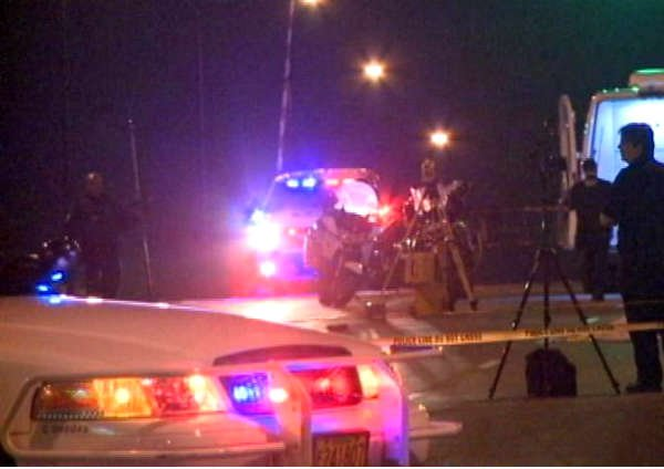 crash team investigators reconstruct the scene