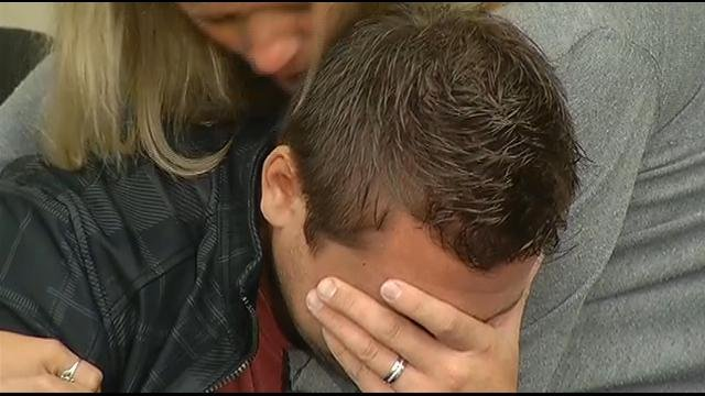 Whitney Heichel's husband and mother on Thursday