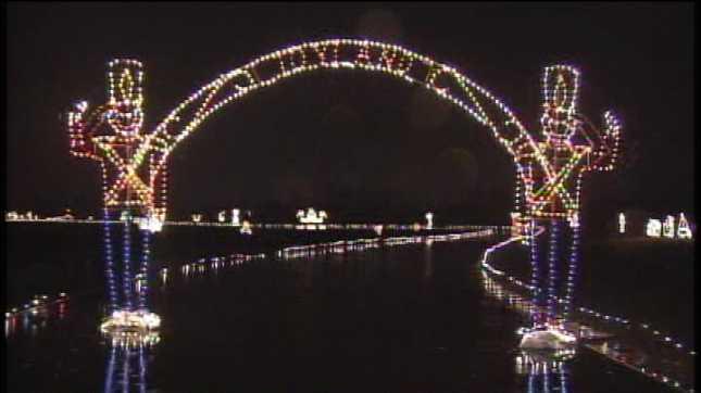 Portland display named a top place for Christmas lights - KPTV ...