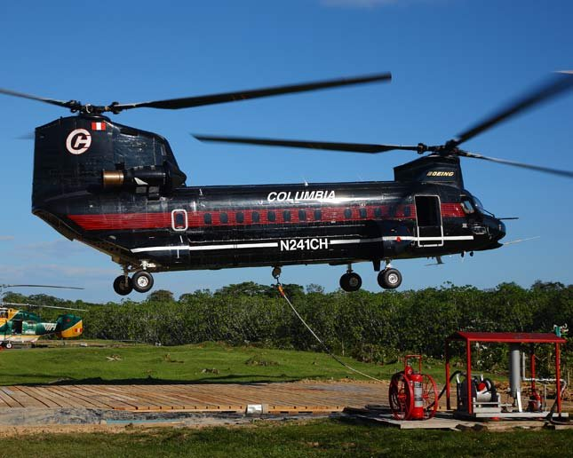 Photo: Columbia Helicopters