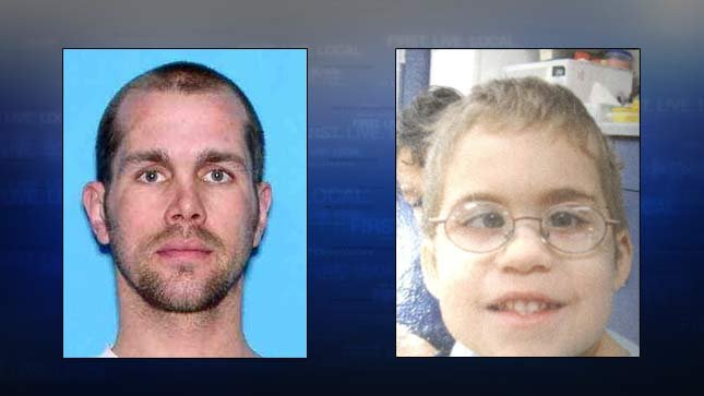 Brian Depriest is accused of kidnapping 5-year-old Skylar Coulcer-Jarding.