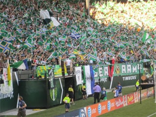 JELD-WEN Field is already home to an impressive atmosphere for Portland Timbers games.