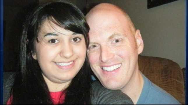 Vanessa and Doug Ogden