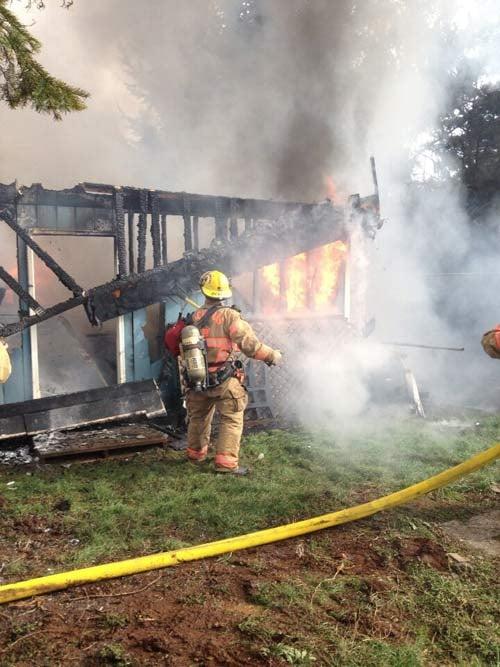 Photos: Clackamas Fire District #1