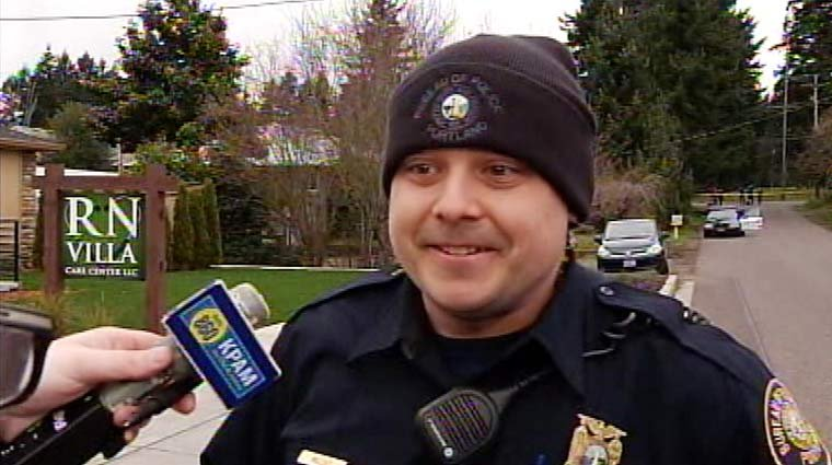 Officer Kevin Macho