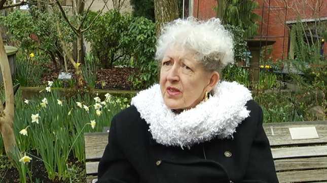 Gretchen Bertman, local cancer survivor