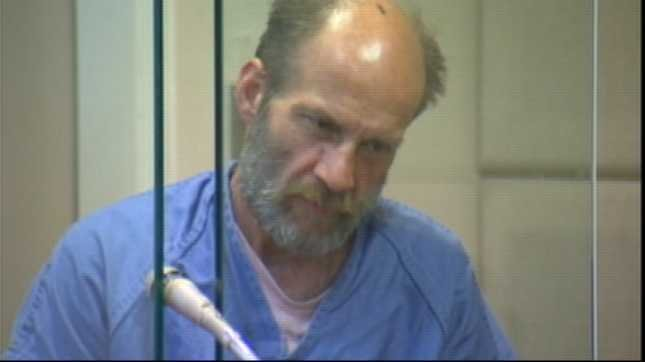 Jeffrey Wilson in court