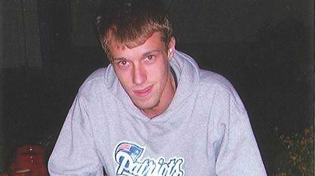 Shane Brumbaugh died of a gunshot wound to the chest after being shot outside his Gresham home.