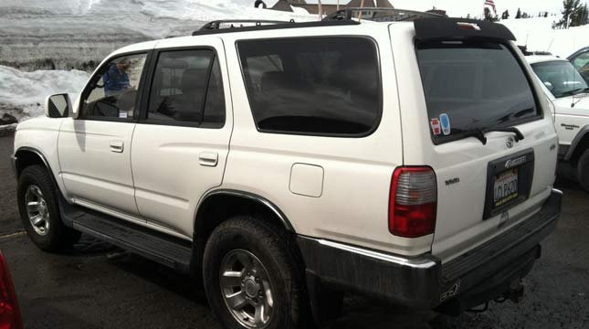 Mary Owen's SUV was found in the Timberline Lodge parking lot.