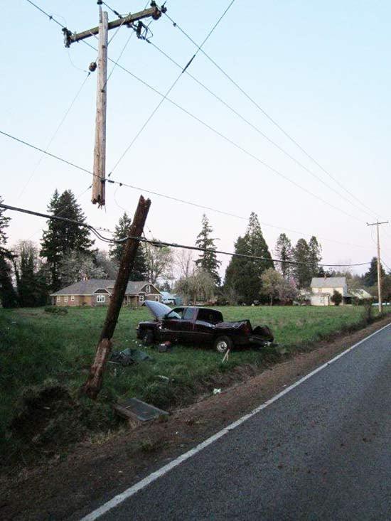 Highway 219 at Southwest Wolsborn Avenue, Saturday