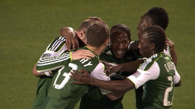 Darlington Nagbe has been known to score flashy goals, but how will he fare against The Green Machine?