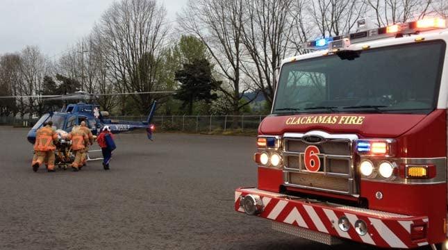 Photo: Clackamas Fire District