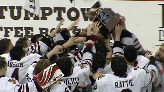 League announces Winterhawks schedule for championship series