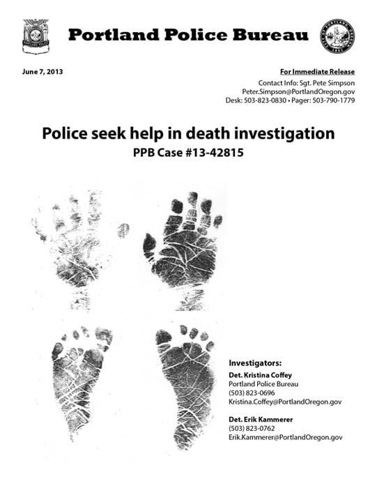 Image: Portland Police Bureau