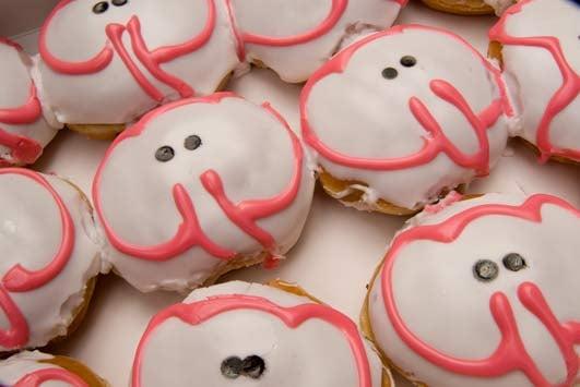 Krispy Kreme's Lily doughnut