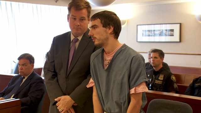 Jared Walter in court Tuesday