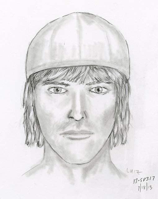 Portland Police Bureau sketch
