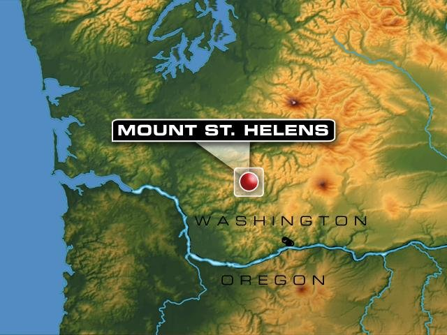 Woman Hires Helicopter To Get Her Off Of Mt St Helens