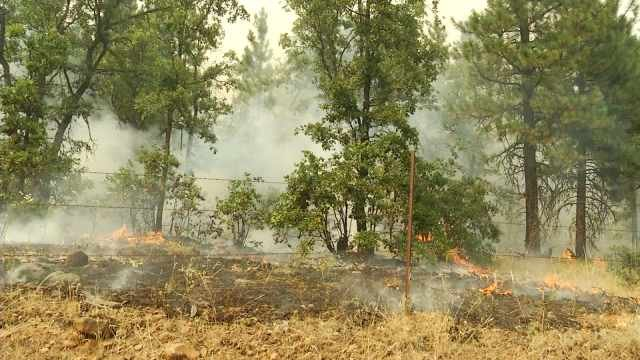 Mile Marker 28 Fire