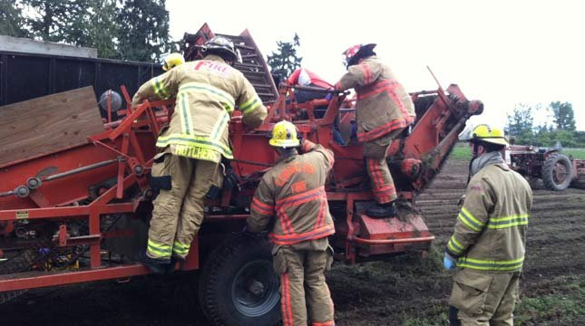 Photo: Forest Grove Fire & Rescue