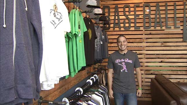 Baseballism started as an online store, but opened its first retail shop earlier this month in north Portland.
