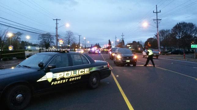 Photo: Forest Grove Police Department