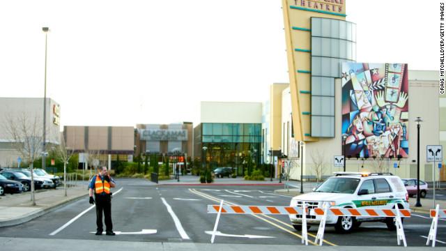 Clackamas Town Center, December 2012