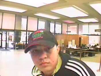 """Short Stack Bandit,"" surveillance photos"