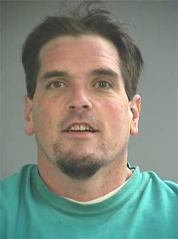 Troy Jones, booking photo