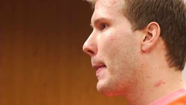Sam Wilson in court Thursday