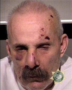 Mickey Rolin, Multnomah County Jail booking photo