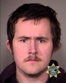Devon Lucas, jail booking photo