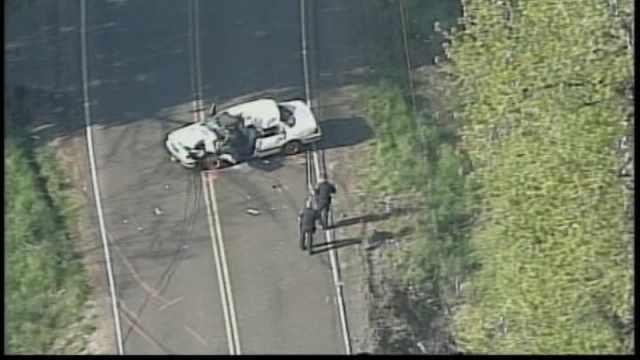 Crash scene, 2010
