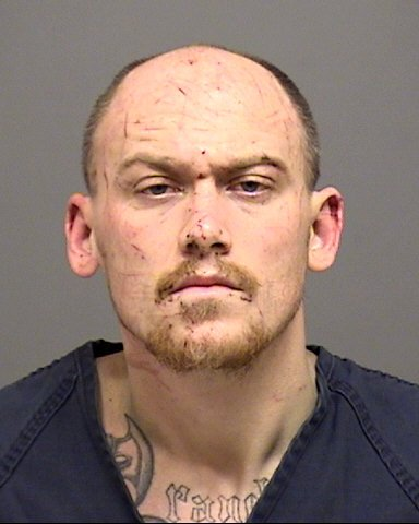 Michael Newell's mug shot from the Clackamas County Jail (Photo: Clackamas County Sheriff's Office)