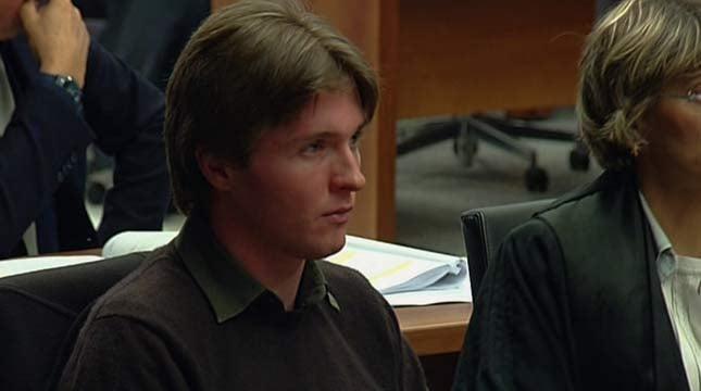 Amanda Knox's former boyfriend Raffaele Sollecito took the stand in an Italian court.