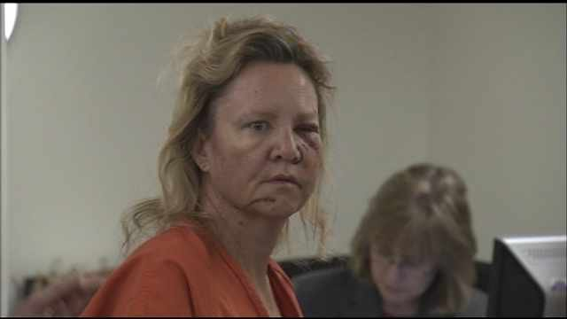 Deborah Lennon in court Thursday