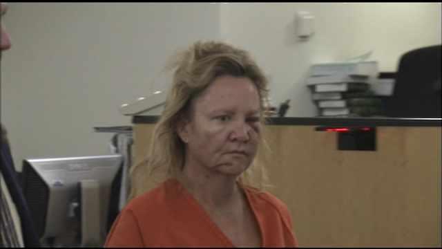 Deborah Lennon in court Thursday
