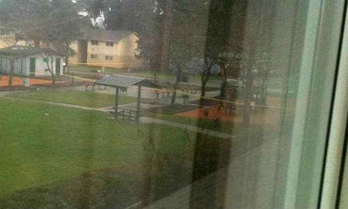 photo courtesy of a Fox 12 viewer