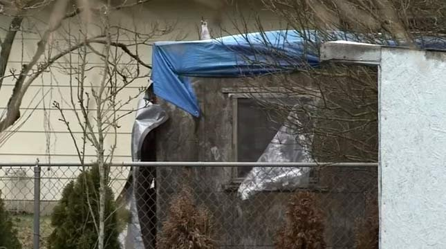 Investigators said the kidnapping and torture happened on Southeast 111th Avenue during the snowstorm earlier this month.